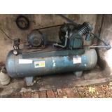 Compresor De Aire Dmd Alta Y Baja Con Pulmon Y Motor
