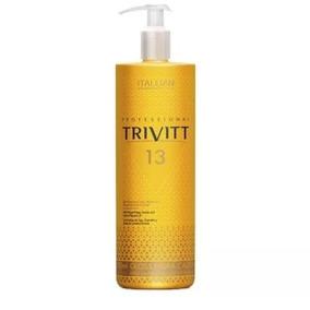 Cauterização Trivitt Profissional Gloss Hidra Cauter 250ml