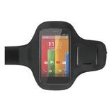 Suporte Corrida Braçadeira Braço Celular Smartphone Ios