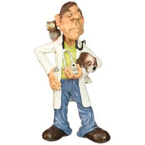 Animal Veterinarian Collectible Figure Statue Figurines D34