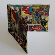 Pangea Billetera De Tyvek Marvel