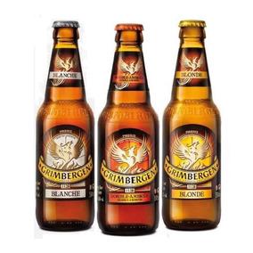 Distribuidora Cerveza Grimbergen Porron (francia) 330ml