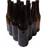 90 Garrafas Long Neck 355ml Para Cerveja Artesanal Ambar