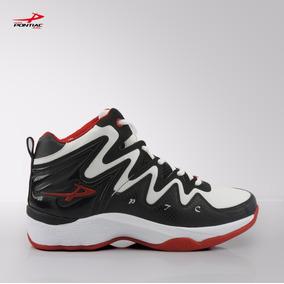 Calzado Pontiac Basketball Para Hombre Modelo 6075