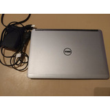 Ultrabook Notebook Dell 8gb Ram Intel I7 2.1ghz Disco Ssd