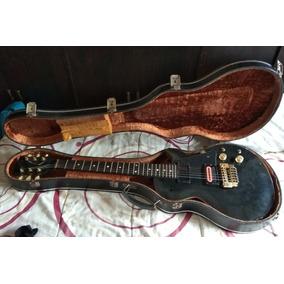Guitarra Less Paul C/estuche Luthier Dimarzio X2n