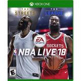 Nba Live 18 Xbox One Nuevo