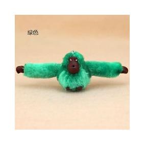 Chaveiro Kipling Macaco Verde (youp) - Original