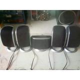 Mini Bocinas Para Pc (5) Usadas Falta Amplificador $350.00