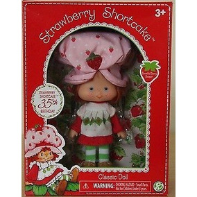Muñeca Frutillitas Strawberry Shortcake 35 Birthday Original