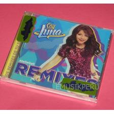 Soy Luna Remixes Nuevo Sellado - Emk