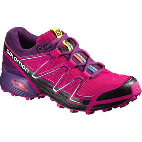Zapatilla Femenina Salomon - Speedcross Vario W Violeta