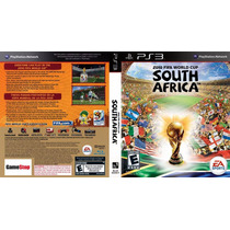 2010 Fifa World Cup South Africa Ps3 Original Lacrado A5526