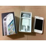 Iphone 4s 8gb Branco Ios 9 Aceito Trocas
