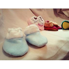 Pantuflas De Polar Antideslizantes Para Bebes