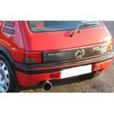 Peugeot 205 Spoiler Trasero Como Gti. Dejalo Deportivo