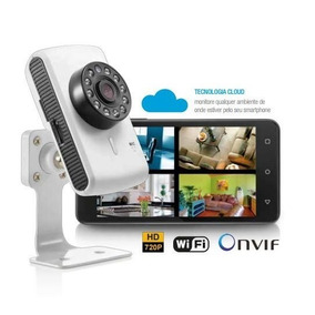 Camêra Ip Wifi Plug And Play 1.0mp Onvif 2.8mm Se137 Multila