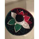 Sombrero Mexicano Nuevo. Mariachis. Nuevo Y Original