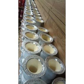 5 Cuias Brancas Para P/ Perolas Brinde 1 Cola Sela Mais 50g
