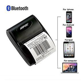 Agptek® 58mm Mini Bluetooth / Usb De Bolsillo P Envío Gratis