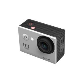 Camera Sport Powerpack Pro-w2088 - Prata - Wifi