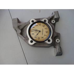 Reloj De Pared Montado En Pieza Mecánica. Pesa 2 Kg Aprox