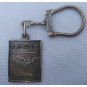 Antigo Chaveiro Fechaduras Cadeados Ueme União Mechanica