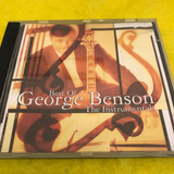 Cd Best Of George Benson The Instrumentals Germany