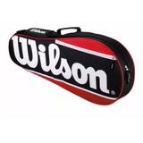 Maleta Wilson Para 2-3 Raquetas