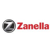 Protector De Piernas Blanco Zanella Styler 150 Exclusive Z3