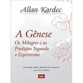 A Gênese (português) Capa Comum Por Allan Kardec