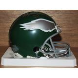 Minicasco Retro Aguilas Filadelfia Firmado Keith Byars Nfl
