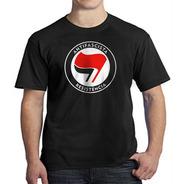 Camiseta Resistência Antifacista
