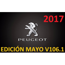 Actualización Gps Peugeot 308 / 408 Mapas 2017 - V106.1 -