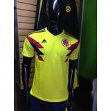 Camisa Oficial Seleccion Colombia 2018