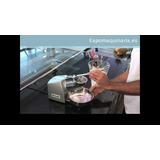 Maquina Pica Hielo Para Granizados Y Frappe