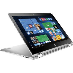 Notebook Hp X360 2 Em 1 Aq103 I5 32gb 256ssd+1tb 15.6 Touch