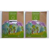 Pack Libros Ciencias Naturales 6 Básico Santillana