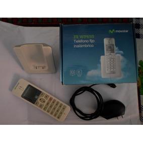 Telefono Inalambrico Fijo Zte Wp650 Con Linea