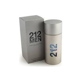 Perfume 212 Men Carolina Herrera 200 Ml Sellado Mil Esencias