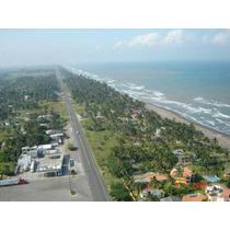 Terrenos En Costa Esmeralda Mpio. De Tecolutla Veracruz