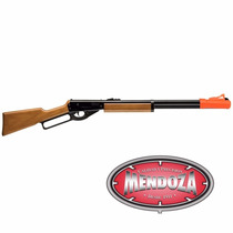Rifle Infantil Cowboy Mendoza De Entrenamiento + Balines