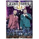Gigantes Del Samba-show En Vivo -dvd- Pagos Solo Por Abitab