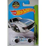 Auto Hot Wheels Mazda Rx-7 Ploter Retro Coleccion Rdf1