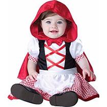 Disfraz Para Bebes Caperucita Roja Niñas Trajes Disfraces