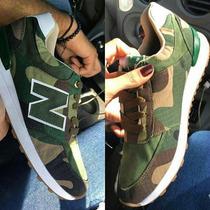 Zapatos New Balance De Caballeros Talla 37--43