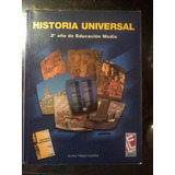 Historia Universal 2do Año Editorial Larense