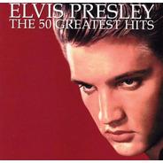 Elvis Presley - The 50 Greatest Hits (vinilo)