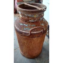 Tarro (galão De Leite Antigo) 50 Litros