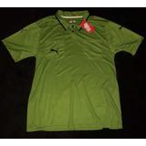 Camiseta De Árbitro De Fútbol Original Puma Talle Xl Nueva